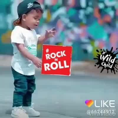 #rocknroll #wildchild