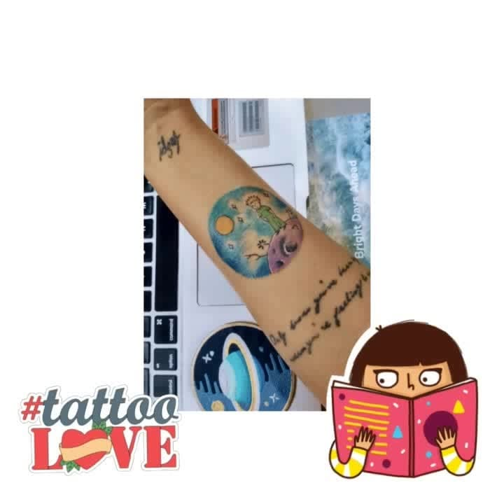 #bookworm #tattoolove