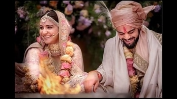 virat Anushka Full Marriage Video ceremony in Italy.  Indian cricket captain Virat Kohli with his actress wife Anushka Sharma during their wedding in Tuscany on Monday. Actress Anushka Sharma, cricketer Virat Kohli tie the knot in Italy  #viratkohli #virat #cricket #anushkasharma #bollywood #bollywoodstyle #bollywoodactress #marrige #marriage ceromony #virushkawedding #virushka #virushkakishaadi #virushkaforever #couple #couple-photography #videooftheday #youtubevideo #youtubechannel #indiacricket #captain