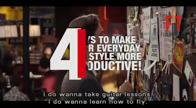 We all want to learn new skills, whether it is learning a new language or maintaining a fitness regime. But our lifestyle doesn't allow for it.   This is true especially if you lead the busy life of an entrepreneur. But this doesn't have to be so. We bring to you new ways to learn new skills and make it work!  For the full video visit Youtube.com/flairtales  #skills #worklifebalance #balance #entrepreneur #life #lifestyle #hobby #like #flairtales #tips #videotips #youtube #activities #excercisedaily #language #skillset #productive #livelife #lovelife #livewithpassion