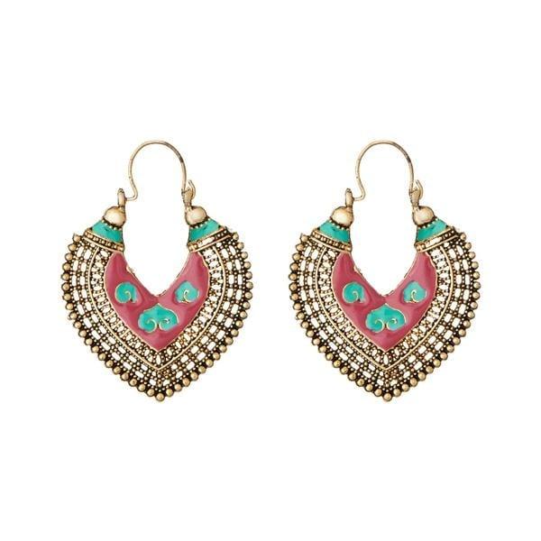 !!!! Afghani Aura !!!! Get Here - https://goo.gl/2i4BpT #Shop #Earring #Fashionable #Chic #Jewelry #jewelmaze