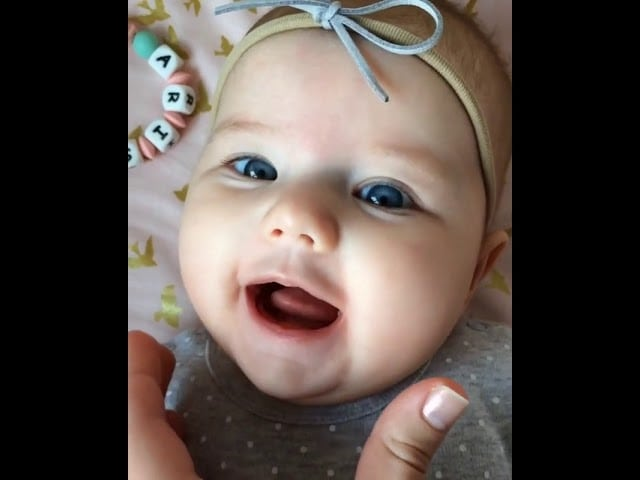 The cutest baby u have ever seen in life time please watch out and subscribe my channel #watch