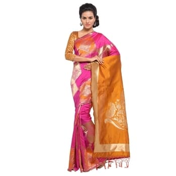 Designer Jacquard Kanjeevaram Cotton Silk Pink...  SHOP NOW : http://bit.ly/2yw2LhE Rs. 2,303/-  #maiapnifavuritehoon #letsnacho #music #be-fashionable #winter #bollywood #makeup #indian #fukrey #cool #blogger #photography #ilovewinters #ropo-love #beats #ropo-style #roposo-style #model #followme #beauty #fashion #roposo #swagseswagat #ropo-good #ootd #roposogal #love #soroposo #roposotalenthunt #bindaas #saree #fleaffair #fashion #style #stylish #love #socialenvy #PleaseForgiveMe #me #cute #photooftheday #nails #hair #beauty #beautiful #instagood #instafashion #pretty #girl #girls #eyes #model #dress #skirt #shoes #heels #styles #outfit #purse #jewelry #shopping