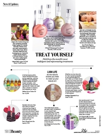 All natural chemical free lipsticks by #ennscloset featured in #elleindia , December issue . . . #DIPublicRelations #WeBuildYourStory #Features #beauty
