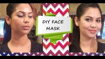 Simple face mask for bright, tight & moisturised skin. Do watch Mou Channel on YouTube.......Subscribe my channel for more new videos.....