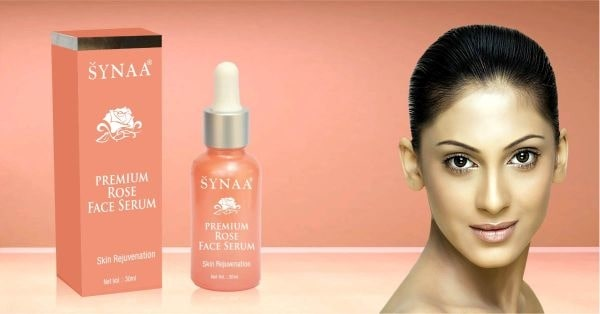 The luxurious daily skin care with the goodness of rose - Synaa Premium Rose Face Serum. Give your face the ageless beauty. Shop online today @ synaa.com  #synaa #serum #faceserum #beauty #beautyproducts #skincare #skinglow #glowingskin #cosmetics #beautystore #cosmeticstore #fairskin #roseserum