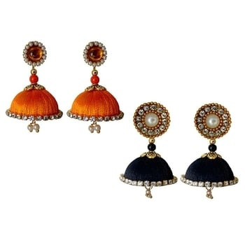 Handmade Silk Thread Orange And Black Dangler...  SHOP NOW : http://bit.ly/2okfaFX Rs. 340/-  #weekendvibes #fridayfun #swag #friday #loveyourself #gentlemen #letsnacho #ropo-style #model #bollywood #fun #like #ilovewinters #fashionblogger #beats #beauty #soroposo #newdp #ootd #trendy #roposogal #roposo #roposotalenthunt #indian #dude #ropo-good #followme #roposolove #fashion #ropo-love #fleaffair #earrings #jewelry #jewels #jewel #socialenvy #PleaseForgiveMe #fashion #gems #gem #gemstone #bling #stones #stone #trendy #accessories #love #crystals #beautiful #ootd #style #fashionista #accessory #instajewelry #stylish #cute #jewelrygram #fashionjewelry