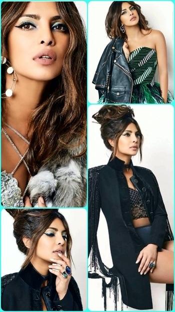 💜 STYLE ON MY MIND 💜 Ambition is beautiful and stylish too#priyankachopra ,at the top of style barometer. 😍😍😍 #celebrityfashion #style2017#fashion2017#trend-alert #styletutorials #bollywoodfashion#glamourworld#styleandglamour #beautylook#designer-wear #formallook#roposo-makeupandfashiondiaries #roposofashionbloggernetwork #roposofashionpost#roposo-style #roposodelhi #delhifashionbloggernetwork #fashionblogger