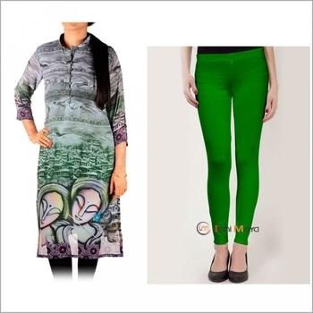 Two Face Printed Design Kurti with Green Legging  • Digital Print Kurti & Legging Combo Deal • 1 Digital Print Georgette Kurti • 1 Cotton Lycra Ruby Cut Legging Stitched Kurti with soft Cotton Inner  SKU: COMBO0068 Rs. 1,699  #digital #printed #kurti  #leggings  #happynewyears #happynewyear2018 #christmasparty #x-mas  http://www.ishimaya.com/ready-to-ship/combos.html