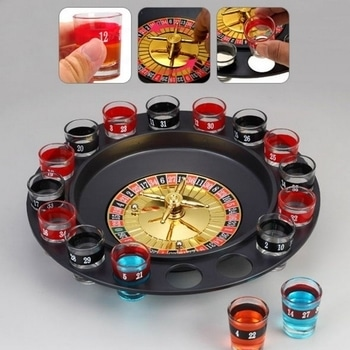 DrinkingRoulette Casino Game Set With 2 Balls16 Shot GlassesBirthday Gift for Friends Roulette Game|Happy New Year Drinking Roulette Game  #happy, #weekend, #wedding, #indianblogger, #firstpost, #blogger, #menonroposo, #captured, #fun, #roposo-style, #roposolove, #ropo-love, #mood, #nature, #roposogal, #jhakkas, #beats, #roposo, #queen, #photography, #love, #fashionblogger, #soroposo, #fashion, #ropo-good, #model, #dude, #bindaas, #roposotalenthunt  *Price Rs. 999 *Link https://www.amazon.in/dp/B077WBYG4V