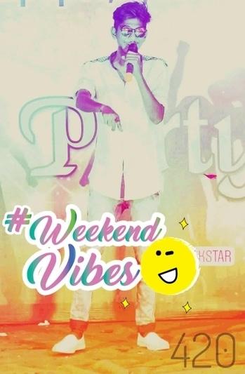 FuCk u WannA sTooNeR #weekendvibes