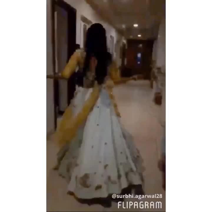 When you have a gorgeous outfit, why not twirl.  . . . #indianwedding#fashionblogger#twirl#IgersIndia#SangeetOutfit#brotherswedding#wiw#lotd#potd#instafashion#indianoutfit#bakerofstylist