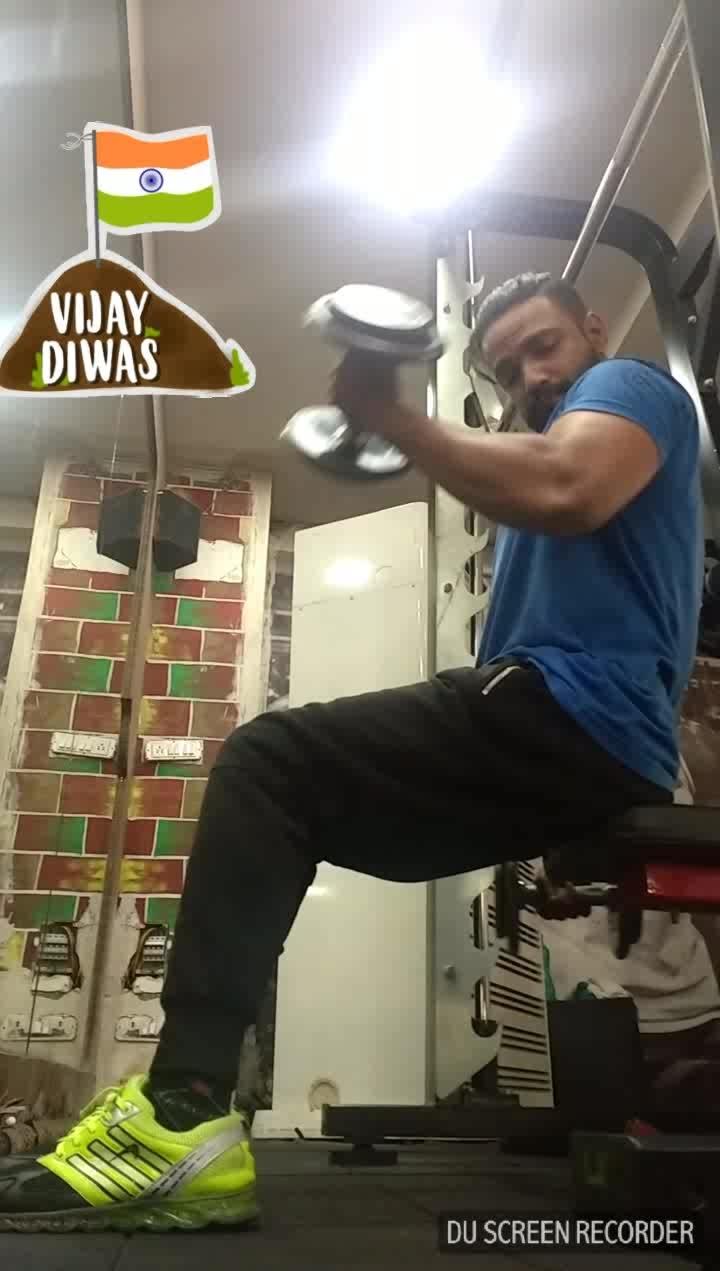 #gymlife #motivationalquotes #fitness #hardworkpaysoff #pain #gains #exercise #norest #only  #test #vijaydiwas