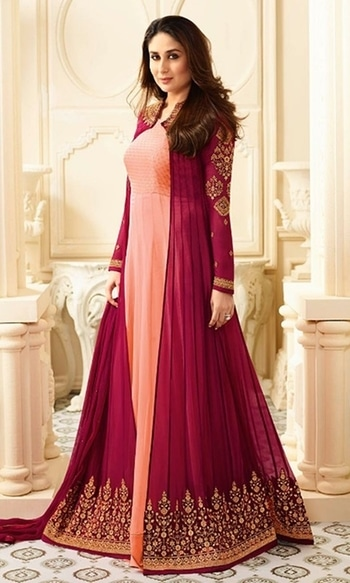 Red and Peach Heavy Embroidered Floor Touch Suit  • Heavy Embroidered Salwar Suit • Fabric : Georgette and Silk • Salwar Fabric : Shantoon • Dupatta Fabric : Chiffon • Size : Semi-Stitched (customizable Upto size-44)  SKU: SUEBRVF6187 Rs. 4,299  #embroidered #suit   #wedding-suits-designer #wedding #wedding-outfits#lehenga-for-#wedding #weddinglook#weddinglook #weddinglehngas #wedding-lehnga #wedding #wedding-bride #wedding-dress #weddingday#weddinggoals#weddingideas#weddingthings #happynewyears #happynewyear2018 #christmasparty #x-mas  http://www.ishimaya.com/salwar-kameez/occasion/party-wear/red-georgette-embroidered-designer_1-jacketstyle-georgette_1.html
