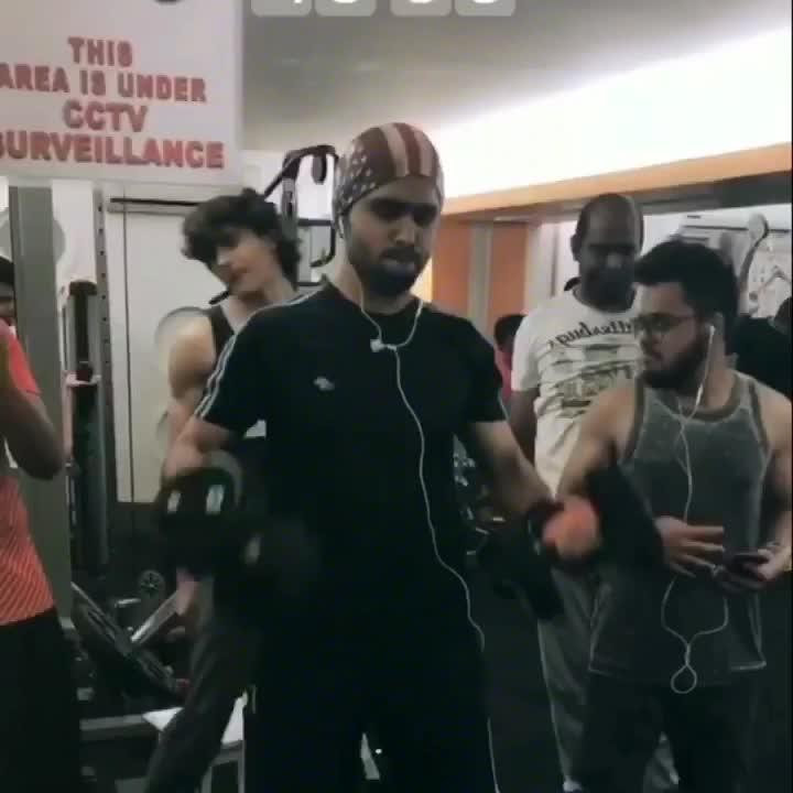 The Fitness Star, RockStar @aamantrikha .. #ProudOfYouRockStar 🙌🏻 #fitspiration #AamanTrikha  #instafit #motivation #fit #fitness #gymlife #pushpullgrind #grindout #flex #instafitness #trainhard #eatclean #grow #focus #dedication #strength #ripped #swole #fitnessgear #muscle #shredded #squat #turnitup #sweat #grind #lifestyle #gratitude #20likes