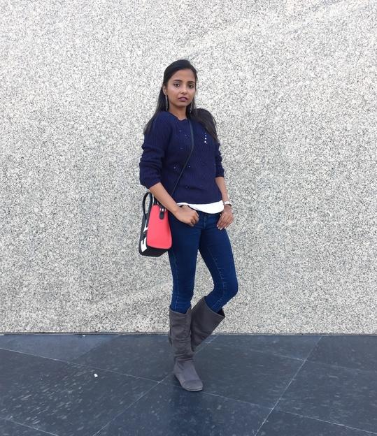CurrentlyWearing ⛄️ . . . . . . #ootd #styleoftheday #wiwt #streetstyle #fashiongram #fashionlover #whatiwore #styleblogger #trendy #lookbook #fashiondiaries #styleinspiration #lookoftheday #outfitoftheday #fashionblogger #love #sweet #musthave #photooftheday #instafashion #boots #streetfashion #style #fashionista #styleinspo #liketkit #fashiongoals #delhifashionblogger #delhiblogger #currentlywearing #blogger #aboutlastnight #happy #mood #winter #beauty #like #happy #styles #roposolove #food #ropo-love #fashionblogger #fashion #roposo #love