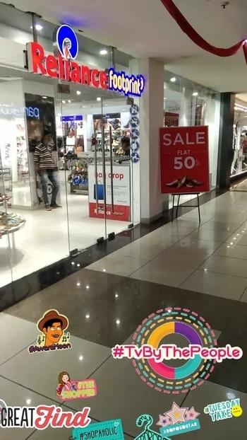 #cityofjoy #cityreport #sales #shoppingtime #women-branded-shopping #shoppingtips #seasonsale #seasonsmall #awarahoon #roposostar #tvbythepeople #tuesdaytake #theshopper #shopaholic #mywardrobe #greatfind #roposotalenthunt