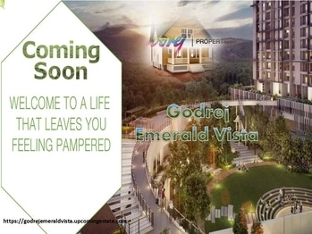 #Godrejemeraldvista  #Godrejproperties https://godrejemeraldvista.upcomingestate.com The smartly developed project introduces expansive greenery and pedestrian-friendly zones with multiple top class amenities.
