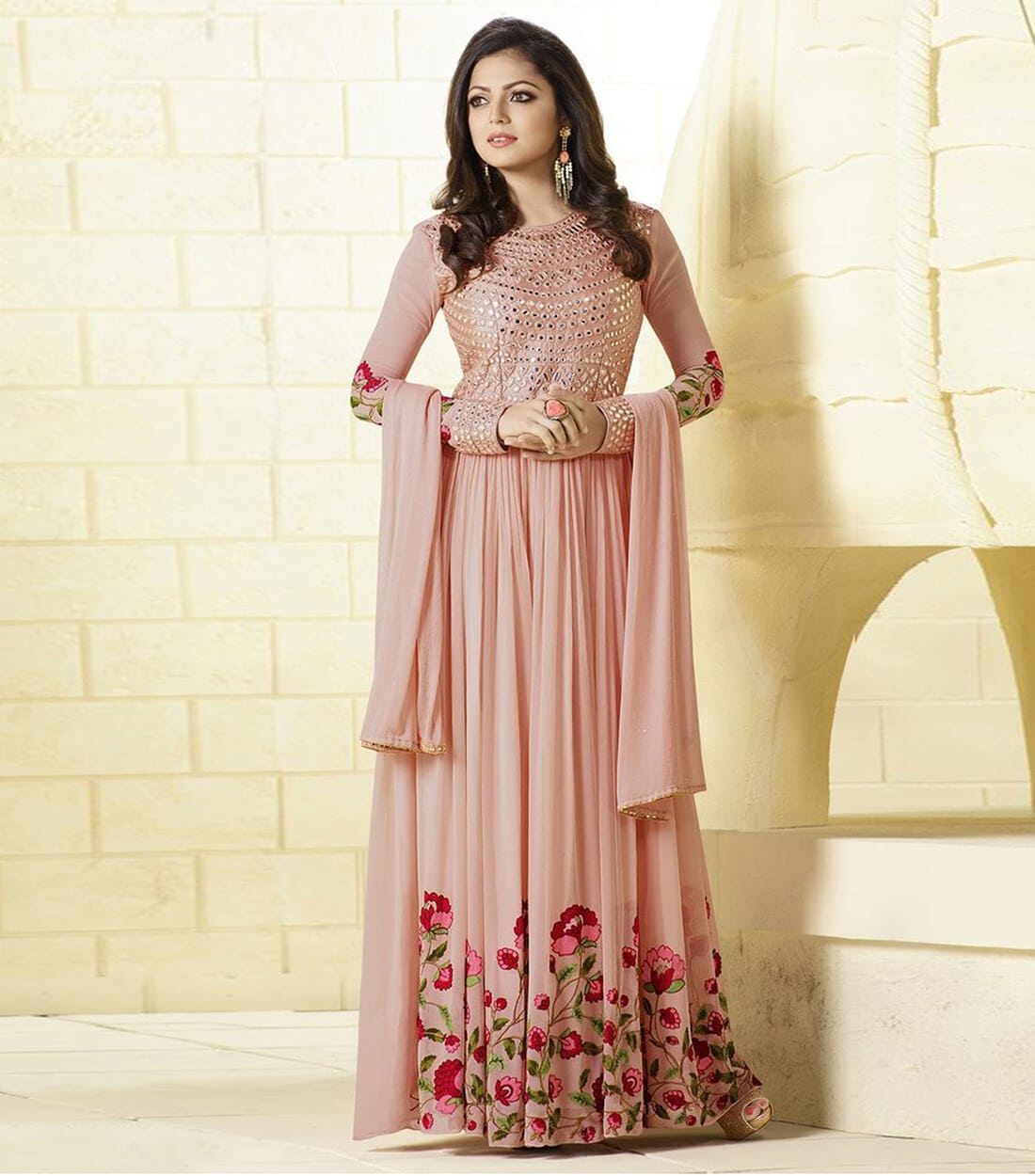product price :- 1349 https://www.zeelshops.com/shop.php?pid=469&pname=Pink-Georgette-Embroidered-Semi-Stitched-Salwar-Suit contact as for more details 9924430008 or whatsapp      #saree #saree-georgette #dress #wedding-dress #dress-up #western-dress #dress  #krishna dress #long dresses #pakistanifashion #pakistanisuits