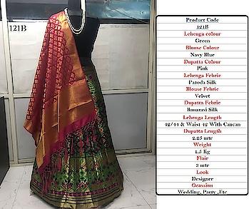 https://api.whatsapp.com/send…  Designer Collection in Very good Quality & Finishing  For More Details Whatsapp me +919228855494 & +919328855494 #lehenga #bridallehenga #lehengacholi #designerlehenga #Stylishlehenga #malaysia  #usa #uk #italy #dubai #hongkong #thailand #fiji #pakistan #bangladesh #afganistan #uae #afreica #austrelia #romania #newyork