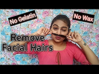 Remove Facial hairs.  #facialhairremoval #facialhair #facialwaxing #facialathome #facialtreatments #facialhair #natural-hair #hairfall #lavishkajain #lavishkajain newyear2018 #newyearmakeuplook #newyearmakeuptutorial #affordablemakeup #subscribe #subscribenow #subscribemychannel #subscribetomyyoutube #subscriptionreviews #ytindia #ytindiacreator #ytinda #indianyoutuber #indianyoutubechannel #indianyoutube