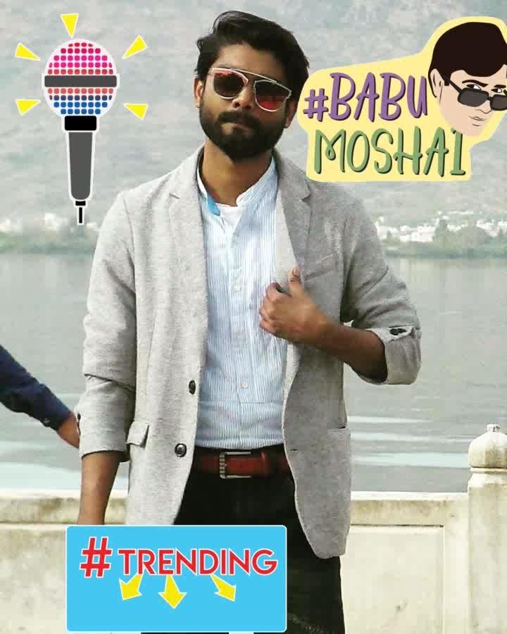 #anchoring#model#mymyntralook#workmode#beard-model #babumoshai #roposomic #trending