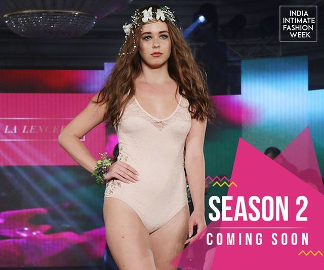 Explore an exclusive opportunity and join the fashion revolution. With its successful season 1, we are glad to announce the season 2 of India Intimate Fashion Week. Stay tuned for more updates!  #IIFW #IndiaIntimateFashionWeek #IIFWSeason2 #Lingerie #BeachWear #LoungeWear #SleepWear #NightWear #BridalLingerie #ActiveWear #BooTheTaboo #InnerWear #LingerieShow #IntimateFashion