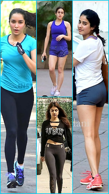 💜 STYLE ON MY MIND 💜 'ATHLEISURE GLAMOUR' ,so inspiring 😍😍 #celebrityfashion #gymwear #workoutclothes #bollywoodfashion #styletutorials #trendalerts#fashiondivas#styleandglamour #roposo-style #roposofashion #roposo-makeupandfashiondiaries #roposofashionbloggernetwork #delhifashionbloggernetwork #roposofashionpost