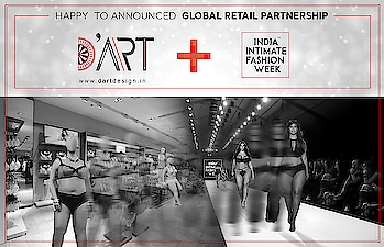 D'ART & IIFW are extremely happy to announce a Global Retail Partnership. In this set of association, D'ART and IIFW will leverage on each other core business competencies. Now all the international Retail Lingerie Brands that will enter in India through IIFW will completely be managed (complete business operations) by D'art and subsequently, D'ART will close master franchisee on global locations and create business models to ensure the growth of brand on various national & international locations. D'ART will grow this business of these lingerie brands across South East Asia Markets majorly. Subsequently, IIFW will be a launch platform of these international Lingerie brand followed by shows globally. This association will grow this lingerie industry globally and will set global retail footprints for next level growth. #GlobalPartnership #D'Art #IIFW #Lingerie #InnerWear #InternationalLingerieBrands #PlusSizeLingerie #IndiaIntimateFashionWeek
