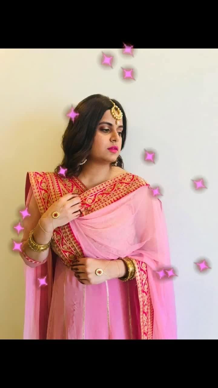 Day wedding look  #bffswedding #ethniclook #makeup #daymakeup #daywedding #makeuplook #lookgoodfeelgood #weddingmakeup