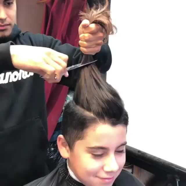 get a #haircut