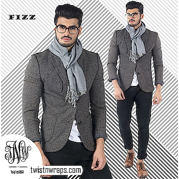 Shop Men Scarf With Twist N Wraps . https://www.twistnwraps.com/product-collections/men-collection  #twistnwraps #scarvesbytnw #tnwscarf #menscarf #metrosexual  #fashionsta #stytleblogger #fashionblogger  #look #winterfashion #roposo-style #ilovewinters #goodvibes