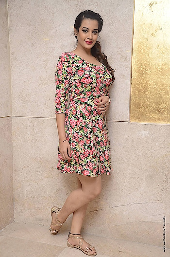 Diksha Panth stills at Ego movie promotions http://www.southindianactress.co.in/featured/diksha-panth-stills-ego-movie-promotions/  #dikshapanth #southindianactress #teluguactress #tollywood #tollywoodactress #indianactress #actressdress #actressfashion #actressstyle #floral #floraldress #fashion #style #shortdress