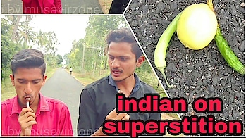 Superstition in India increase day by day | musavirzone #superstition #vines #mustwatch