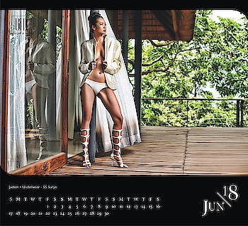 Setting new standards in the business & art of Fashion Calendars.  Team IIFW unveils India's First Ever Intimate Fashion Calendar  Black Magik in association with FTV Talent House, La Intimo, Play The Lounge, INIFD Bandra, Forest Hills. #BlackMagik #BlackMagikByIIFW #Calendar #SSSurya  #IndiasFirstEver #LookBook #IntimateFashion #Lingerie #SwimWear #ResortWear #BeachWear #CruiseWear #ShapeWear #Fashion #InnerWear #IntimateWear #FashionCalendar #HighFashion #BooTheTaboo