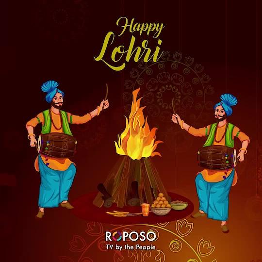 bale bale oyee .... happy lohriii guysss ❤❤❤ #festival#lohri