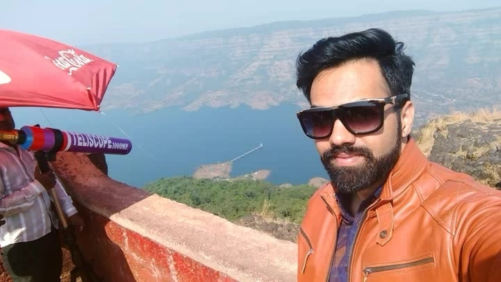 #maharashtra #travel-diaries #nature #beauty #mountains #greenery #heaven #beautiful #valleys #river  #dam #landscape #photography #enjoy #life #exploringindia #paradise #solotraveler #experience #beard #beingme #love 😎🛂