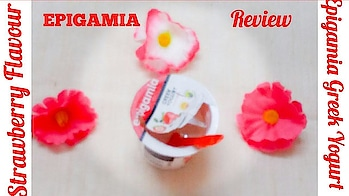 Epigamia Greek Yogurt - Strawberry I Review I just4fun jannathff I jff . roposome #roposobeauty #roposobeautyblogger #roposoyoutuber #roposolike #roposotalks #healthy #healthyeating #roposoindia #roposoblogger #roposobeautyinfluencer #beauty #cosmetics #partytime #newyear #happyfaces #lookgoodfeelgood #yoghurt #strawberry #lookgoodfeelgood #roposogal