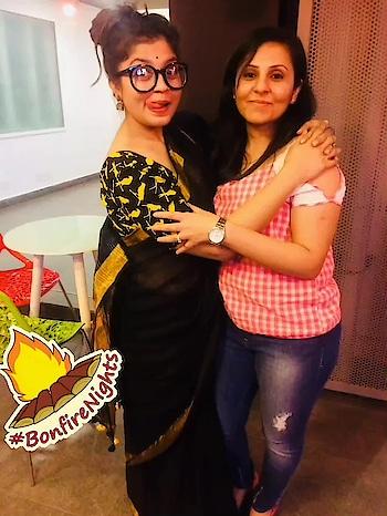 #foodielover#happylohri#soroposostar#roposostory#bangaloredays#bfflover# #bonfirenights