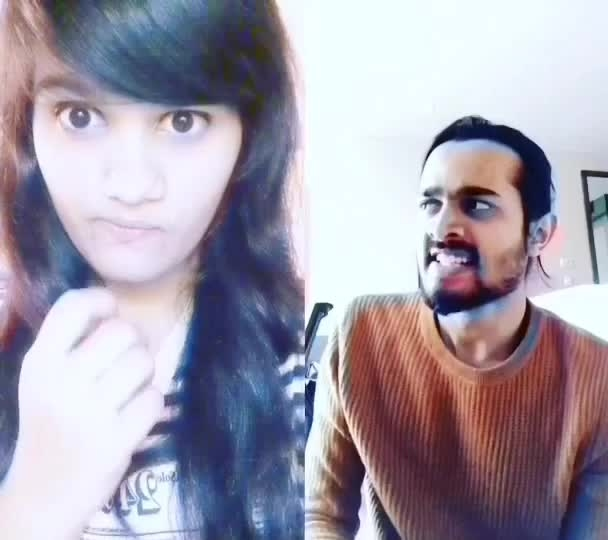 My first musically 😂😂                                   #roposo #ropo-good #ropo-love #ropo-style #styles #beauty #queen #musicallyindia #natural-hair #talenthunt #talenthuntroposo