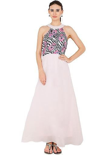 Belissima Pink Printed Long Maxi Dress For Women /Girls ( Long Dress, Casual Dress, Daily Wear Dress )    Material:dramatic: Pink Printed Maxi Dress For Women Color:White ::Round Shape Neck Modern design Long Dress, Casual Dress, Daily Wear Dress   Buy Link- https://www.amazon.in/dp/B0774WJYW4  #top #dress #casualwear