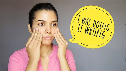 Right Way TO Moisturize Your Face | omnistyles