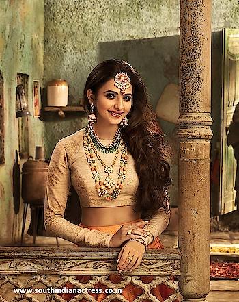 @rakulpreet in traditional wear #rakulpreet #rakulpreetsingh #southindianactress #teluguactress #tollywoodactress #tollywood #indianactress #actress #traditional #traditionalwear #traditionaljewelry #traditionallook #fashion #style