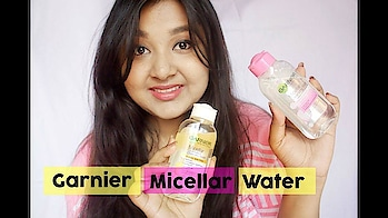 #soroposo #garniermicellarwater #garnierindia #roposogal #roposolove #indianblogger #roposoblogger   Garnier Micellar Water In India | Review | Deblina Chakraborty