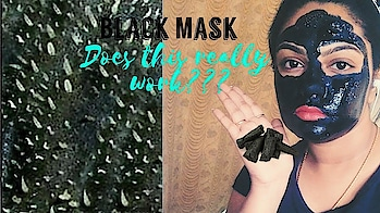Pore cleaning peel off mask does it work????? | Trying Weird Beauty Hacks Series| Blushpout   Hello Everyone, In this video i have tried the most trending Blackhead removing mask . This DIY is all over internet which claims to clean out your pores by removing the gunk. Does this actually work? If you wanna know keep watching .  I have shared my honest opinion on this mask.  https://youtu.be/T6Rptex1lFI  #facemask #peeloff #blackmask #activatedcharcoalfacemask #activatedcharcoal #porestrips #blackheadremoval #liveresults #trending #newvideo #charcoalmask #hacks #diy #beautyhacks #diybeauty #skincare #porecleanser #blackhead #l4l #likeforlike #followme #potd #youtuber #blushpout