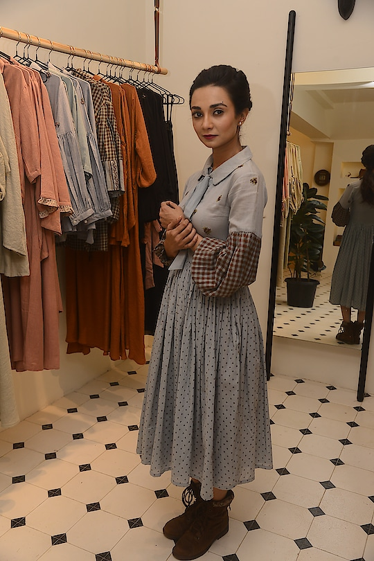 """""""Vintage cool at its contemporary best... loved the quirky, tastefully done store and meeting the talented hubby wife duo! Congrats and all the best for many more stores"""" - #iradubey"""