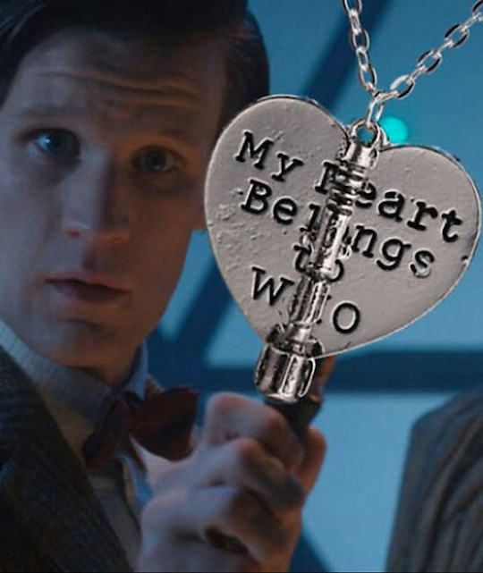 Young & Forever You-Cool Doctor Who - My Heart Belongs to Who Heart Pendant Unisex Necklace.  These are a #couple pieces that we have curated to honor our favorite #doctor - Doctor Who. This interpretation of the Sonic Screw Driver is the 10th Doctor's weapon of choice and now you or anyone can proudly wear this exclusive necklace.  #necklace #necklaceset #necklaceoftheday #necklaceforsale #necklacelove #necklacedesigns #necklace-set #necklacefashion #necklaceaddict #necklacedesign #necklacelover #necklaceshop #necklacefordays #valentine #valentinesday #valentine's #valentine #valentines #valentines style #valentine gift #valentine's day #valentine's day! #valentine special #followmeonroposo #letsnacho #soroposo #life #makeup #jhakkas #queen #roposo-style #model #roposolove #sunglasses #blogger #celebration #styles #fashion #ropo-love #cheers #like #soulfulquotes #followme #bindaas #newdp #hahatv #marathi #filmistaan #bollywood #beats #loveyourself #roposogal #roposo