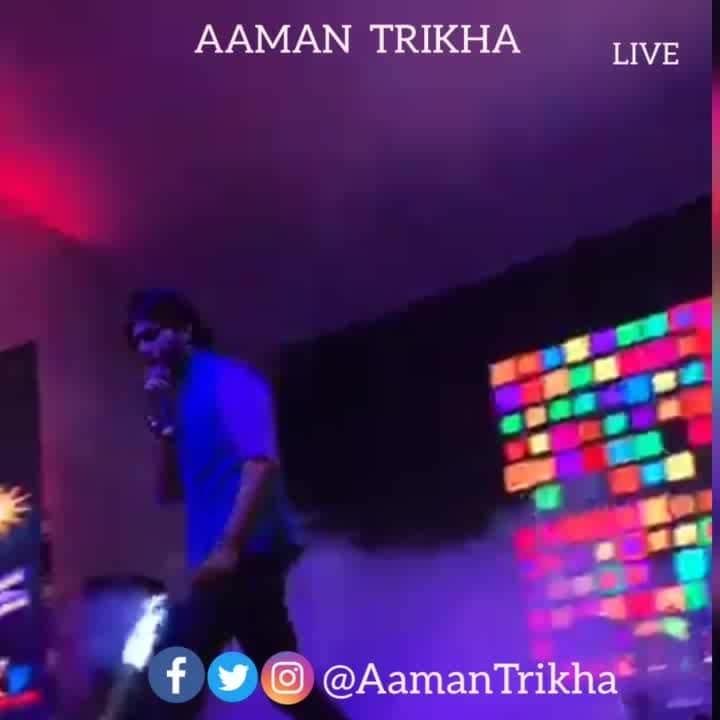 #RockStarAamanTrikha @AamanTrikha At the #ChandFoundation Event #Thane T.M.C ground, #Kausa #Butterfly @iamsrk29  Sir #JabHarryMetSejal #heartthrob #voice  #OurPrideAamanTrikha  #musicislove #soulful  #divine  #aamantrikha #AamankiAwaaz  #versatile   #performer #musiclover #MusicIsAamanTrikha  #Gratitude c