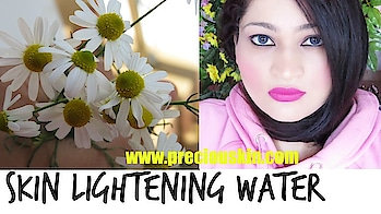 Skin Lightening / Whitening / Brightening Toner to Reduce Pigmentation , Dark Circles , Tan  Link to watch video - https://youtu.be/yra-h8eZhFI  For Amazing DIYS , Weight Loss Recipe ,  Healthy Magical Drinks , Travel Vlogs & Review of Products.  Subscribe  YouTube Channel - PRINCESS PRIYANKA  Link to follow channel - www.youtube.com/PrincessPriyankaLovesFOODandMAC  ALSO  One More Amazing Channel by Priyanka George - Princess Priyanka Cooks. Get Ready for Amazing ,  Delicious , Tasty & Yummy Recipe  Subscribe | Follow |  Youtube Channel -  Princess Priyanka Cooks Link to follow channel -  https://www.youtube.com/channel/UCL4Gxn9F0YDiM8RqmB-dUFA  She is an AMAZING  Youtuber.  She is so Pretty , Beautiful , Honest , Talented  that u would love watching her vlogs. So Guys for Amazing VLOGS  SUBSCRIBE |  FOLLOW |  YOUTUBE CHANNEL -  PRIYANKA GEORGE VLOGS  LINK - https://m.youtube.com/channel/UCK1cm3_gbXj5LrS9gJBEdmQ/videos  SOCIAL HANDLES  Twitter - Cuckoo1985  Instagram - princesspriyankabeautysecrets Roposo - @princesspriyanka   Snapchat( recent ) - cuckoo2603 Roposo ( recent ) - pgvlogs  Facebook - www.facebook.com/Preciouskin Facebook - www.facebook.com/PriyankaGeorge2014  Food Group - Live To Eat  Makeup Group - Indian Makeup Lovers Website - www.preciouskin.com Mail - pgeorge2603@gmail.com  SUPPORT HER.  #PRIYANKAGEORGE  #Subscribe #like #share #best #amazing  #like4like  #instalike  #picoftheday #instadaily #instafollow  #instagood  #instacool #instago #skin #lightening #whitening #brightening #toner #reduce #pigmentation #darkcircles #tan #mumbaiootyyoutuber #roposo #ropo-love #ropo-good   Show some LOVE 💕 & SUPPORT  Subscribe 👍. Help her to reach Milestones of 100 K Subscribers.  Join the Journey of 100 K Subscribers  SUPPORT 🙏 & SUBSCRIBE 👍💕💕