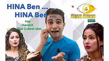 HINA KHAN FEVER OUTSIDE THE BIGG BOSS HOUSE By Harshit the Cutest Star  This is just for Entertainment only ! So enjoy it guys !  Here is presenting The New Video which you Guys waiting for you !  Small Entertaining Video ... plz plz plz guys it's just for entertainment!  #bb11onvoot #biggboss11 #biggbuzz #biggbosskipanchat #biggboss11fights #hinakhan #hinakhanfans  Watch the full episode on YouTube :  BIGG BOSS KI PANCHAT  Highlight of yesterday's Episode :  #priyanksharma #sabhyaschi #luvtyagi #bandgikarla #arshikhan #hinakhan #lucinda #mehjabisiddiqui #puneeshsharma #akashdadlani @biggboss24x7 @endemolshineind @arshikhanofficial @jatin_alawadhi @realitypost.in @bandgikalra @.fc @biggboss.11th @colorstv #padosighar harshit #harshalex ##biggboss11 #biggbosshouse #biggboss11😊😊 #biggbosskhabari #endemolshineindia #weekendkawar #salmankhan @endemolshineind @colorstv @shilpashinde1 @mishra_vinay @goodvibesindia @dennis.nagpal #hitentejwani #endemolshineindiaload #endemolshineindia #salmankhan #tigarzindahai #weekendkavaar #salmankhan